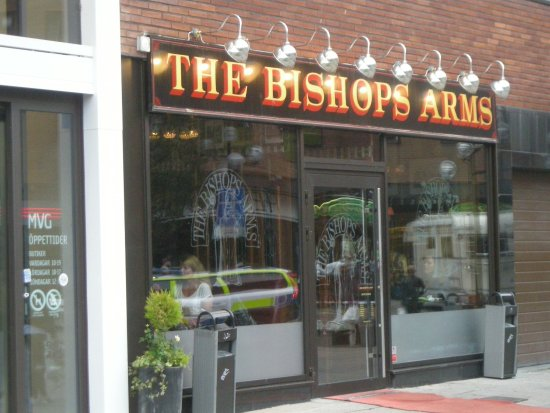 The Bishops Arms: The Bishop's Arms