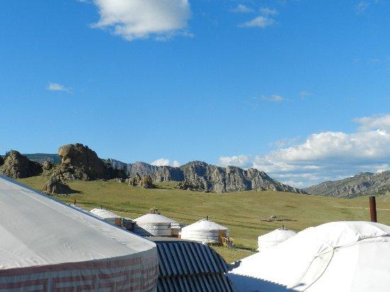 Gorkhi Terelj National Park, منغوليا: Gorgeous Setting