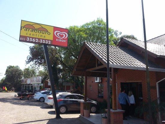 Sao Leopoldo, RS: Paradouro Cantina - RS 240 KM 4,5