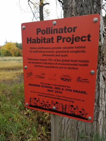 ‪‪Aberdeen‬, ‪South Dakota‬: Information about the Pollinator Habitat Project‬