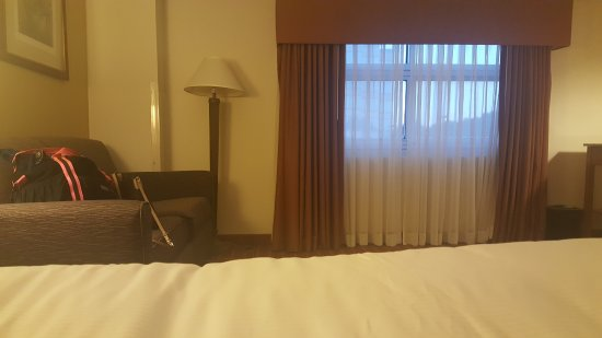 Farmers Branch, TX : Room w/ King Size bed.