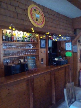 La Giettaz, Frankrig: Le bar