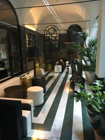Senato Hotel Milano Photo
