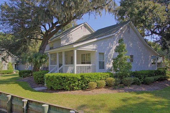 Entrance - Picture of The Cottages by Spinnaker, Hilton Head - Tripadvisor