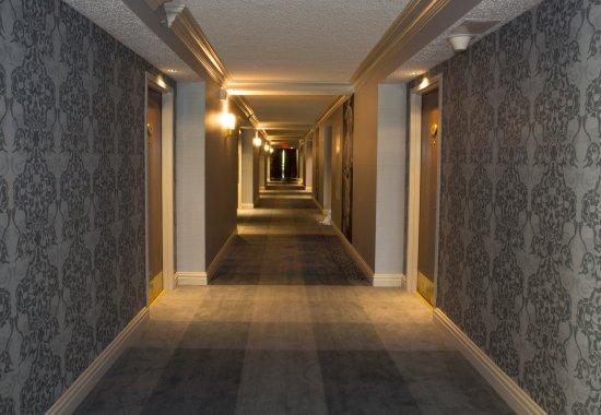 Νιούαρκ, Ντέλαγουερ: Renovated corridor