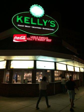Revere, MA: Kelly's