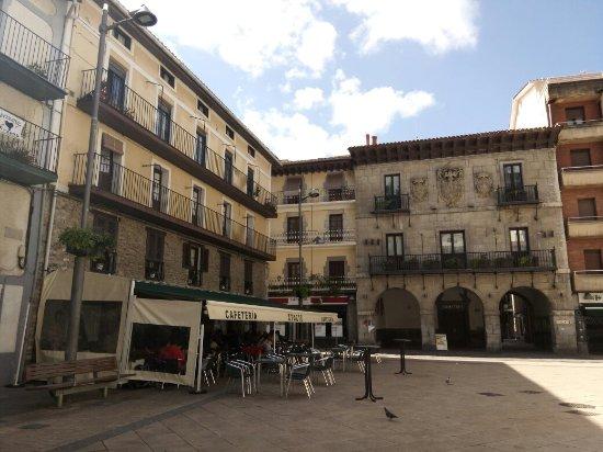 Deba, สเปน: Cafeteria Atozte
