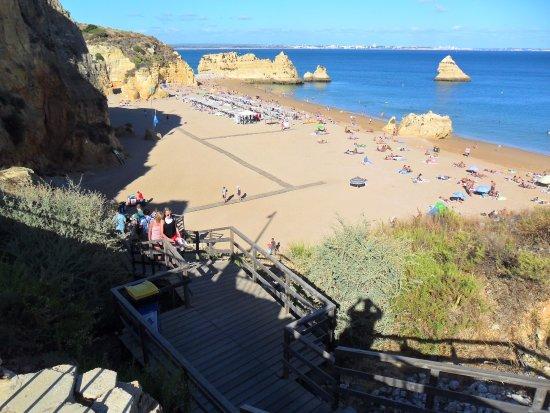Sollagos Apartamentos Turisticos: One of the lovely beaches