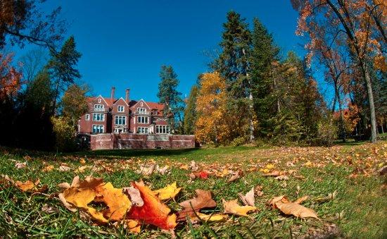 Glensheen, The Historic Congdon Estate: Fall season at Glensheen