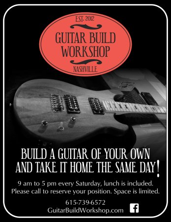 Guitar Build Workshop
