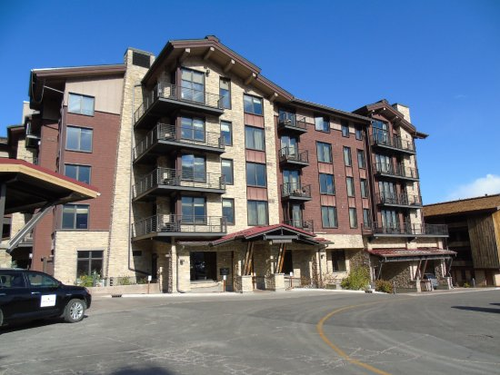 Teton Village, WY: great place to stay