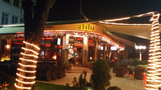 Alibi Cocktail and Coffee Bar