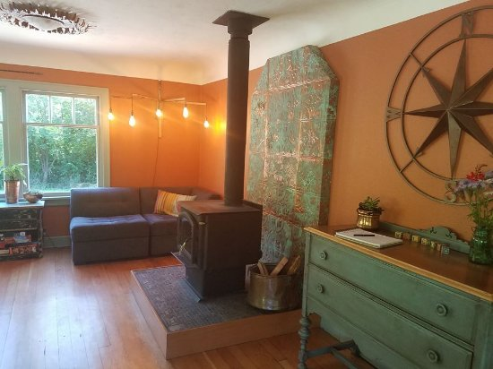 Nehalem, Όρεγκον: living room/entry