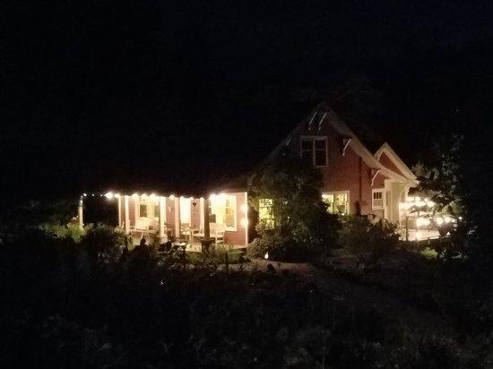 Nehalem, Oregon: night time