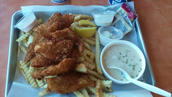 Ocean Shores, WA: You better not be on a diet ...