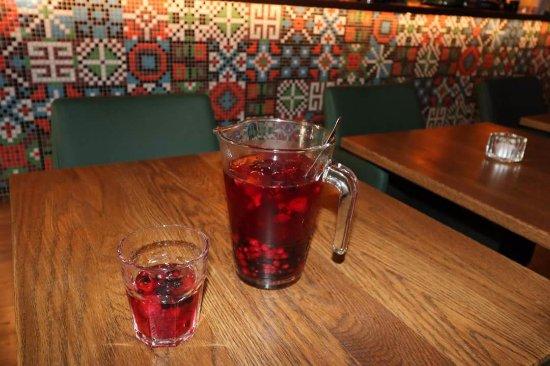 San Marten: refreshing fruit lemonade