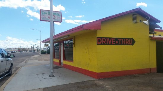 Safford, AZ: Los jilbertos