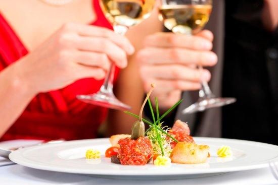 Becancour, Kanada: Cuisine gastronomique aux saveurs du terroir