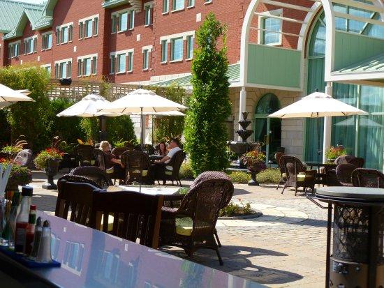 Becancour, Kanada: Bar extérieur