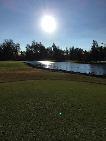 Waikoloa, Hawái: Stunning location to play golf