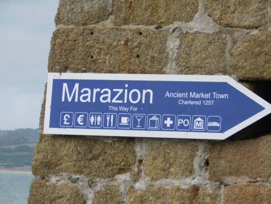 Marazion, UK: Highly recommend a visit