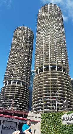 Wendella Sightseeing Boats The Corn Cob Towers