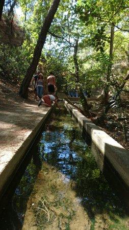 Kolimbia, Grekland: Epta Piges