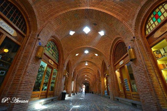 Caravanserai of Sa'd al-Saltaneh