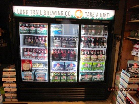 Bridgewater Corners, VT: Cooler