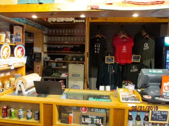 Bridgewater Corners, VT: Gift shop