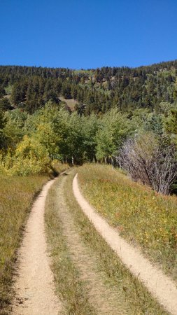 Nederland, CO: Trail