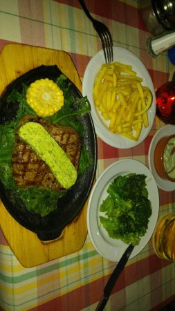 Werder upon Havel, Niemcy: Filetsteak vom Feinsten