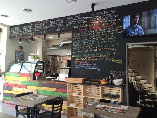 Zilina, Slovacchia: Cerstve potraviny