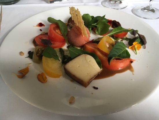 Sinzig, Tyskland: Das vegetarische Menu war hervorragend. Die Beratung durch den Service war kompetent und sehr zu