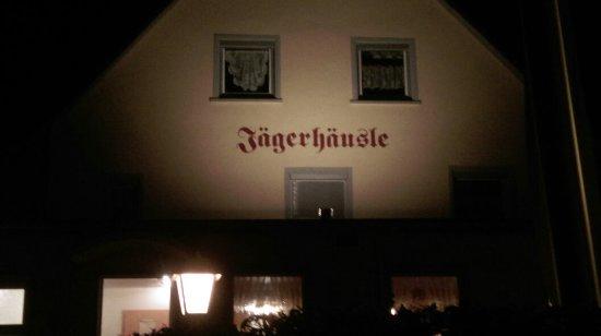 Aulendorf, Almanya: Gasthaus Jägerhäusle