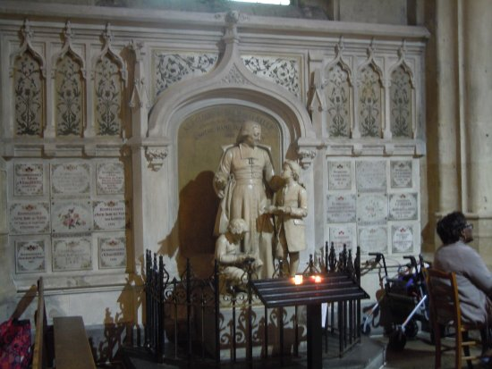 Aubervilliers, Γαλλία: Sculpture