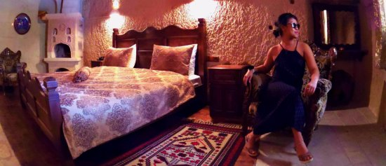 Melis Cave Hotel: My lovely room <3