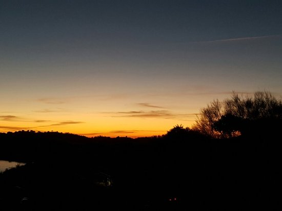 Portel, Portugal: Pôr do Sol