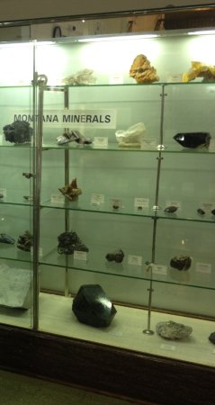 MBMG Mineral Museum : Montana minerals
