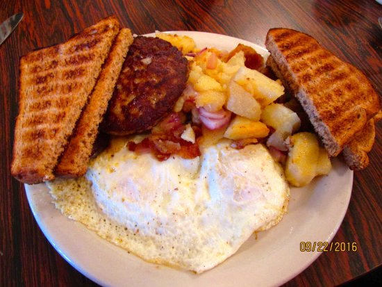 Ludlow, VT : Breakfast