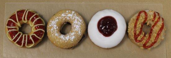 Murfreesboro, TN: Our take on jelly doughnuts