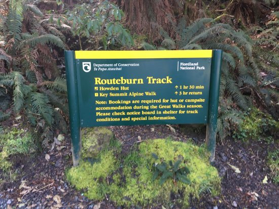 Routeburn Track : photo1.jpg