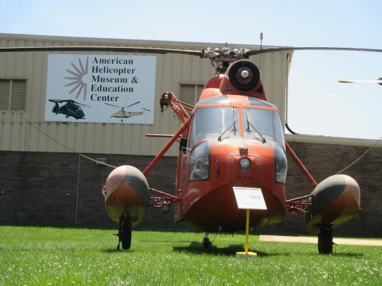 American Helicopter Museum and Educational Center