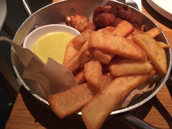 Mizlala: Delitious food
