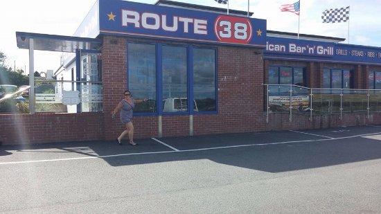 Saltash, UK: Route 38 Restaurant