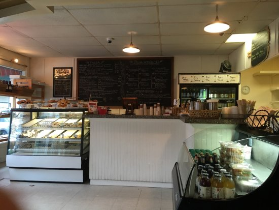 Southwest Harbor, ME: Little Notch Bakery and Cafe