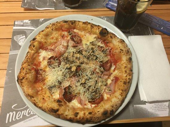 Boa opção para quem gosta de cozinha italiana.