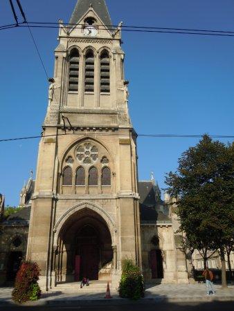 Église Saint-Denis-de-l'Estrée