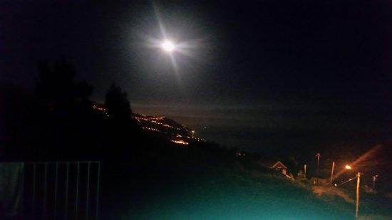 Estreito da Calheta, Portugal: Moonlite night