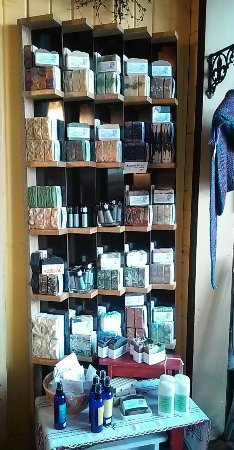 Prairie du Chien, WI: Beautiful soaps and body products!